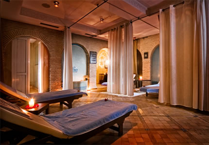 The Spa at Wintering, Hivernage Hotel, Morocco