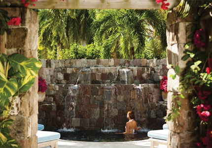The Spa at Four Seasons, St Kitts and Nevis