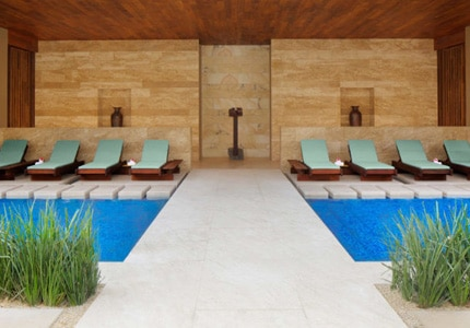 The Jasha Spa at JW Marriott Los Cabos Resort & Spa