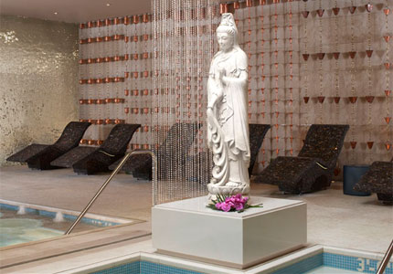 Both luxe and zen: Encore Spa at Wynn Las Vegas, one of GAYOT's Top 10 Spa Hotels in Las Vegas