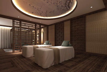 Chuan Spa at The Langham Huntington, Pasadena