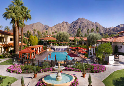 The luxe Miramonte Resort & Spa in Indian Wells