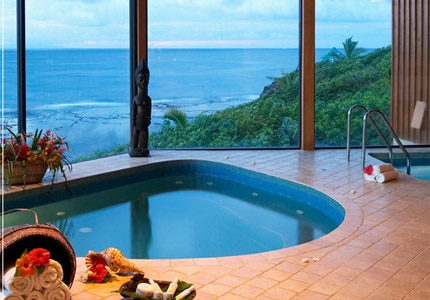 Namale Spa and Sanctuary, one of the best spas in Fiji