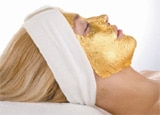 The Luxe 24 Karat Gold Facial