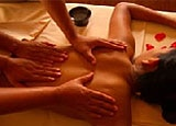 4-Hands Massage at Sivara Spa
