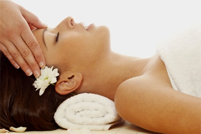 Spa treatment at Yolanda Aguilar Beauty Institute and Spa, Los Angeles