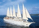 Windstar Cruises has partnered with The OnboardSpa Company to offer O SPA London products and services