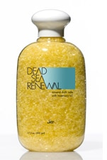 Dead Sea Renewal Mineral Bath Salts with Rosemary