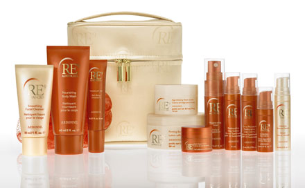 Arbonne Travel Kit