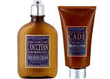 L'Occitane's Shower Gel and Juniper Bark Scrub