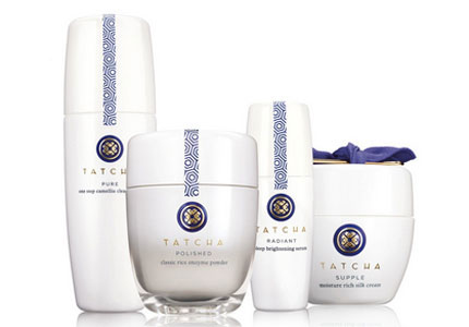 TATCHA never uses parabens, mineral oils, synthetic fragrances or sulfate detergents