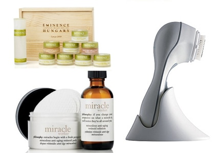 Peruse GAYOT's list of the Top 10 Spa Gifts to find products to create a special at-home treatment