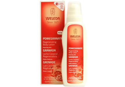 Add to your collection of Weleda products with the Pomegranate Regenerating Body Lotion