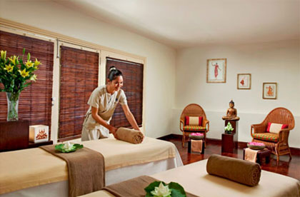 RafflesAmrita Spa at Raffles Grand Hotel d'Angkor, Siem Reap