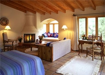 A room at Rancho la Puerta