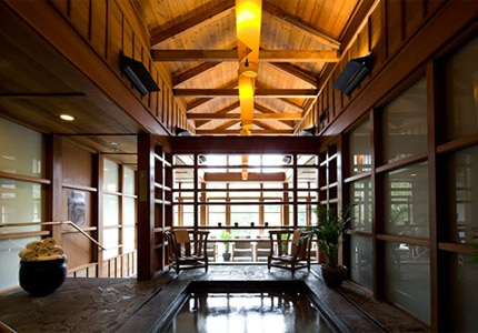 Spa at Salish Lodge, one of GAYOT's Top Spas in Washington
