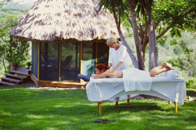 The Spa at Chaa Creek in Belize