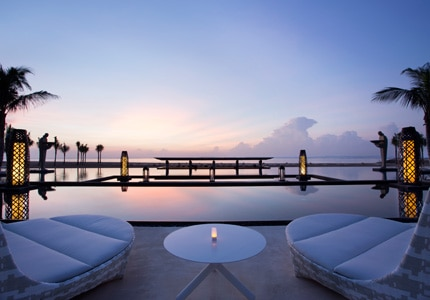 Mulia Spa in Bali, one of GAYOT's Top 10 Romantic Spas Worldwide