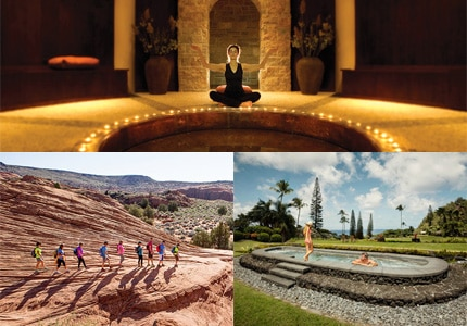 Embark on a rejuvenating getaway at one of GAYOT's Top 10 Destination Spas in the U.S.