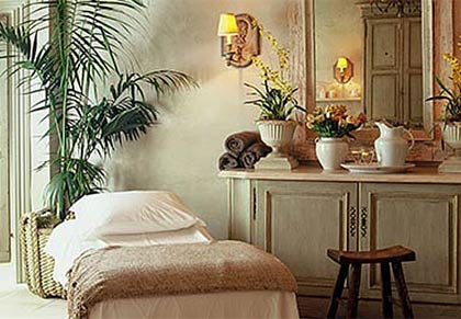 Cal-a-Vie Health Spa in Vista, California, is one of GAYOT's Top Destination Spas in the US