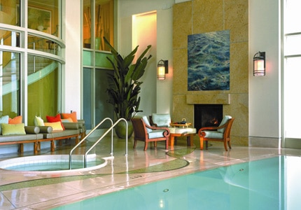 Unwind at Nob Hill Spa in The Scarlet Huntington San Francisco, one of GAYOT's Top 10 Spas in San Francisco
