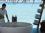 Spa and Ayurvedic Retreat at Four Seasons Resort Maldives