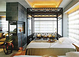 The Spa at the Mandarin Oriental New York, one of the top spas in NYC