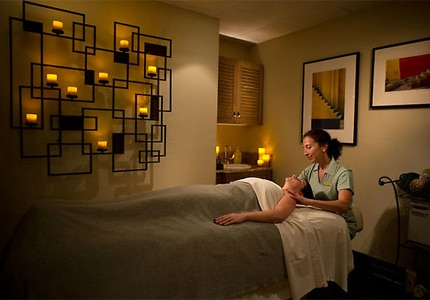 Rejuvenate with a relaxing massage at The Spa at Pebble Beach