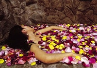 Spa treatment at Arasha Resort & Spa in Ecuador