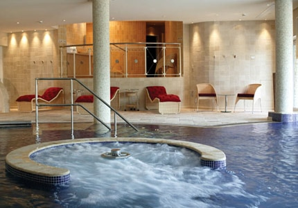 Hydrotherapy at Whatley Manor spa