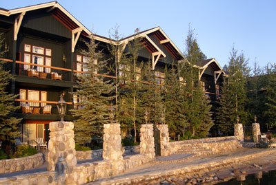 The Shore Lodge in McCall, Idaho