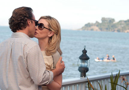 Cate Blanchett and Peter Sarsgaard in Blue Jasmine, one of GAYOT's Top 10 Movies of 2013