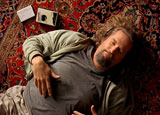 Jeff Bridges in 'The Big Lebowski,' one of GAYOT's Top 10 Cult Films