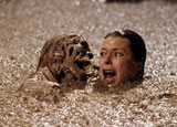 A scene from Poltergeist, one of GAYOT's Top 10 Scary Movies