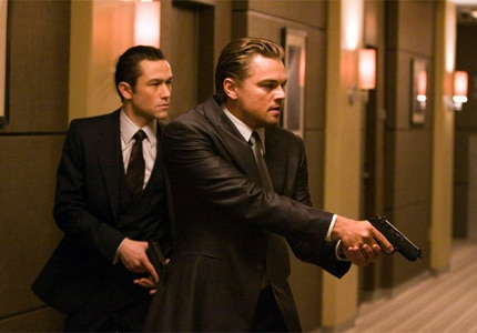 Inception, one of GAYOT's Top 10 Action Movies