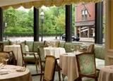 The Cafe at Taj Boston Introduces New Menus and New England Raw Bar