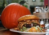 Hell-oween Burger