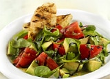 Tomato and Haas avocado salad from Seasons 52