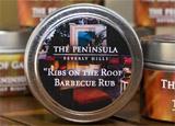 Secret rib rub from chef James Overbaugh