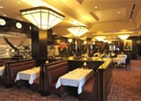 The Capital Grille steakhouse in Los Angeles