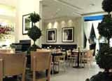 Dining room of Petrossian Boutique & Restaurant