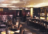 Dining room of The Bar at The Dorchester