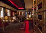 Bar/Lounge area at Patrick
