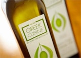 New Greek Cuisine olive oil