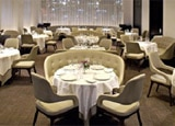 The dining room of Jean Georges in New York