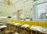 Caffe Storico has opened in the New York Historical Society building