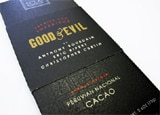 The Good & Evil bar created by Eric Ripert and Anthony Bourdain