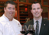 Chef and operating partner for Fleming