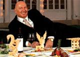 Bruno Serato, chef and owner of Anaheim White House
