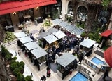 Alain Ducasse Market at the Hotel Plaza Athenee